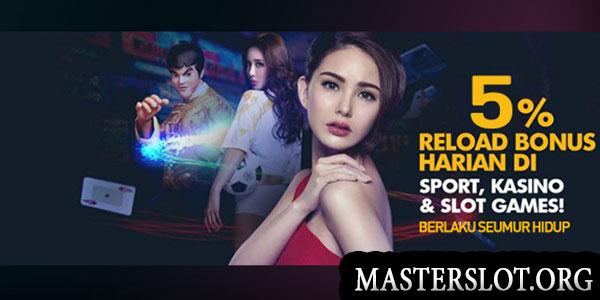 master slot 99
