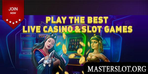 master slot game
