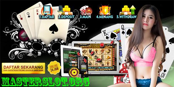 Masterslot888 Poker