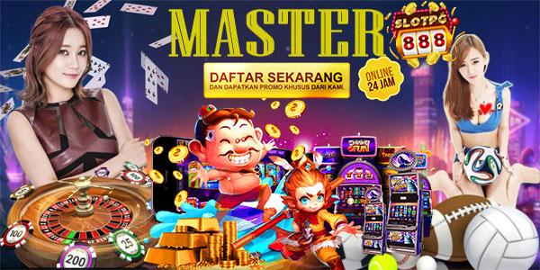 Master Slot 777 IDN