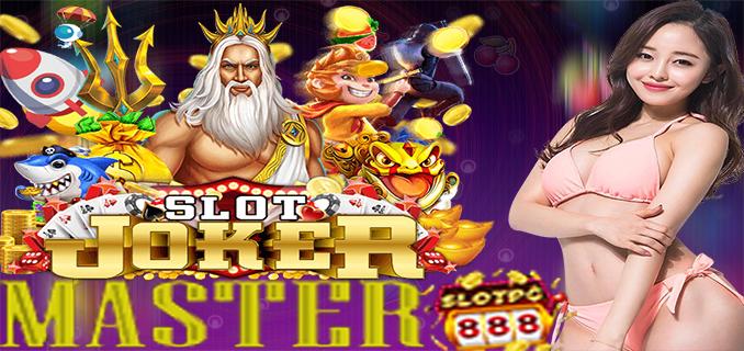 Master Slot 777 Joker