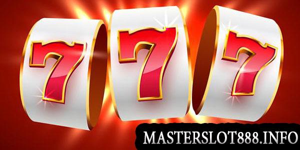 master slot 777 login