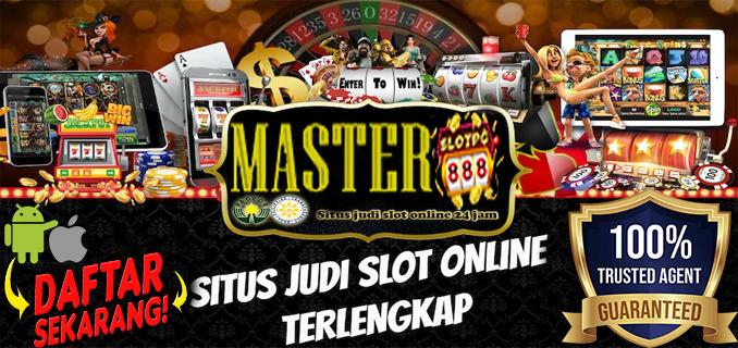 Master888 Slot Daftar